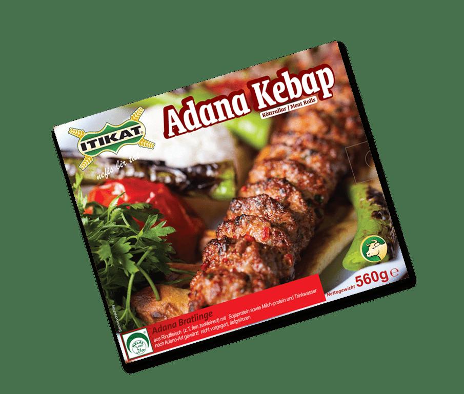 Adana kebap, lezzetli adana kebap, hazır yemek, ısıt ye, itikat adana kebap