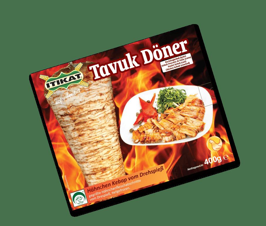 Tavuk döner, lezzetli tavuk döner, hazır yemek, ısıt ye, itikat tavuk döner