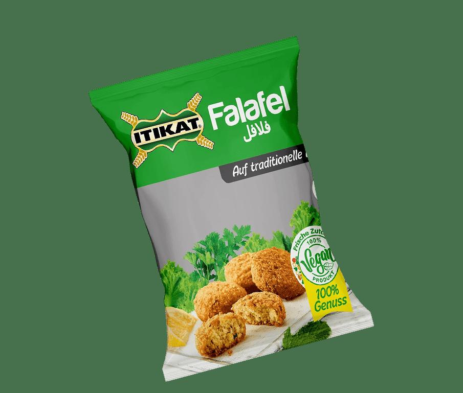 Chickpeas - Falafel, itikat