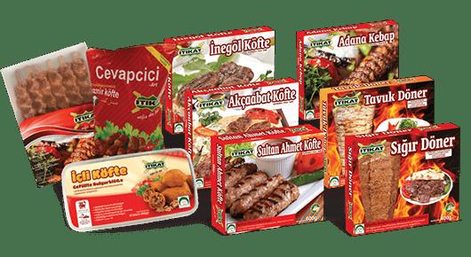 Sığır ürünleri, helal sığır, helal kesim sığır eti