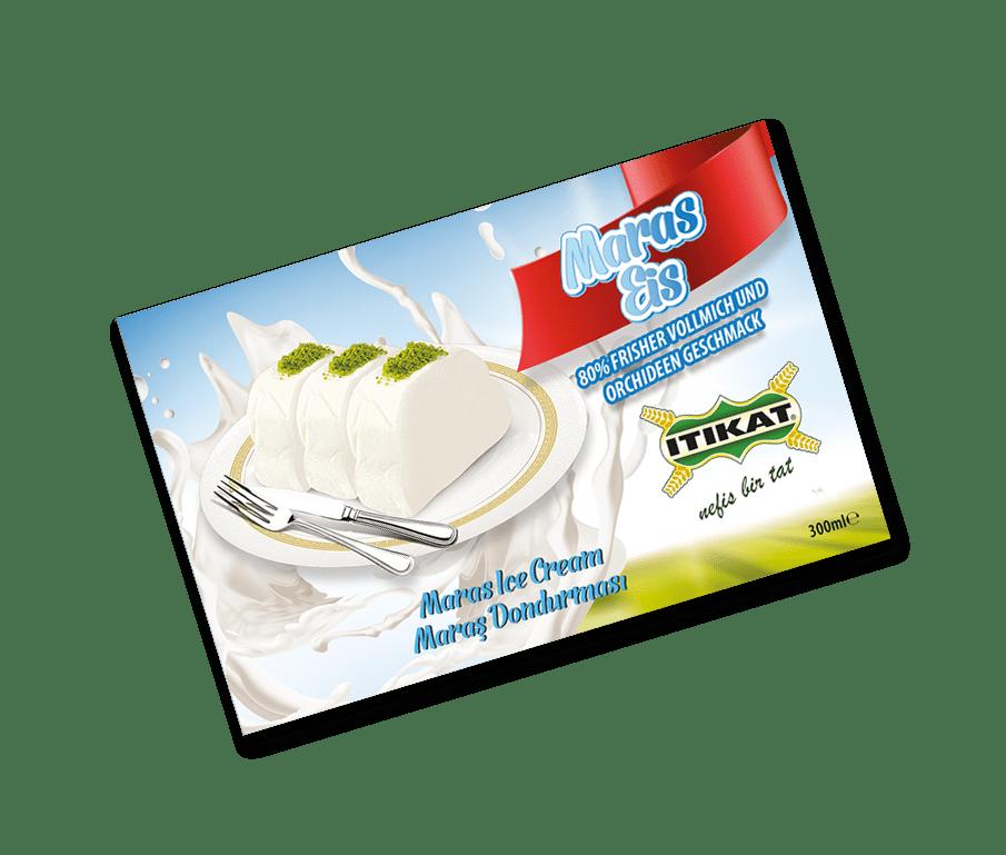 Maraş Dondurma, lezzetli dondurma, itikat Maraş Dondurma