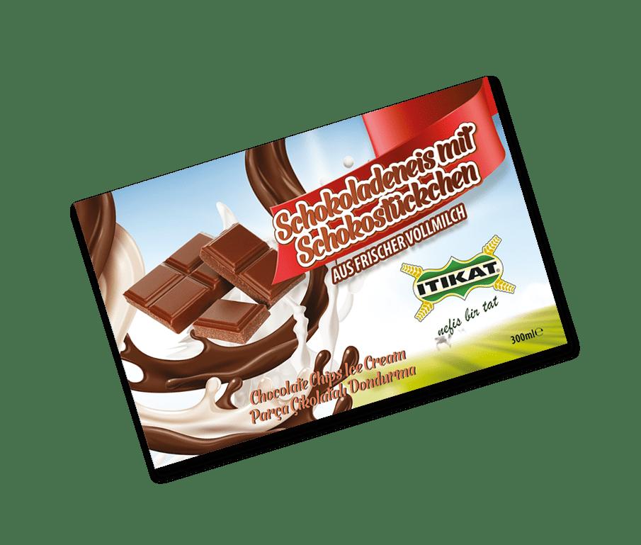 Parça Çikolatalı Dondurma, itikat